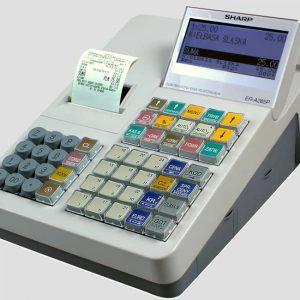 Kasa fiskalna SHARP ER-A285P kasy fiskalne Opole